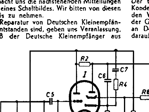 DKE38GW Radio Gemeinschaftserzeugnisse Vorkrieg, build 1943