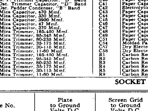 GE53 Radio General Electric Co. GE; Bridgeport CT, Syracuse,