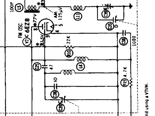 TU220E Radio General Electric Co. GE; Bridgeport CT, Syracus