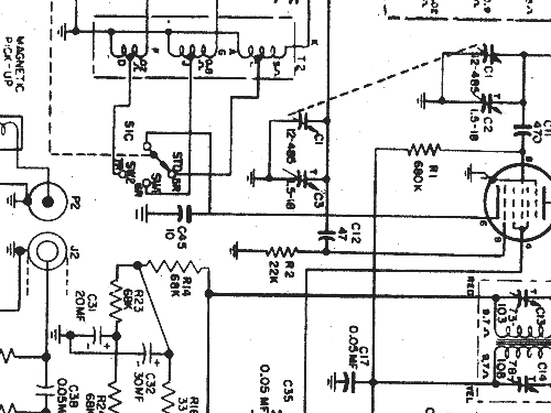 XF152 Radio General Electric Co. GE; Bridgeport CT, Syracuse