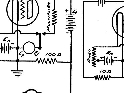 voltage tester for model batteries