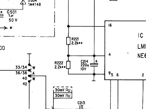 HiFi Cassette Deck CF 410 R-Player Grundig Radio-Vertrieb, R