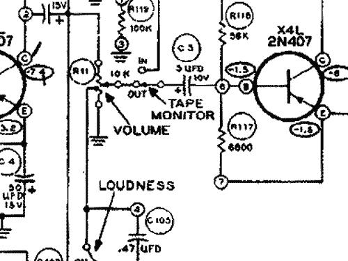 Transistor Stereo Amplifier AA-21A Ampl/Mixer Heathkit Brand