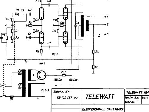 Klein & Hummel; VE-102 (3)