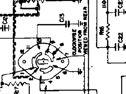700 Radio Maguire Industries, Inc., build 1946, 1 schematics