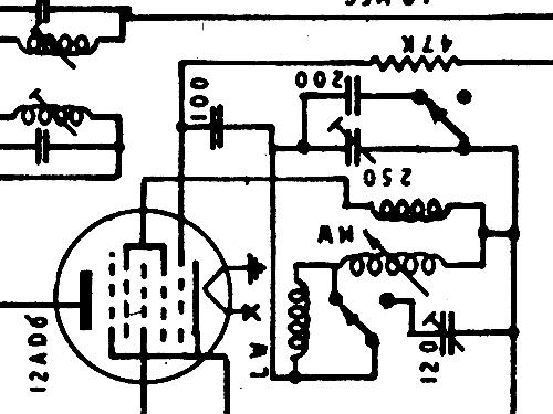 TR329 Car Radio Motorola; London, build 1959 ?, 2 schematics