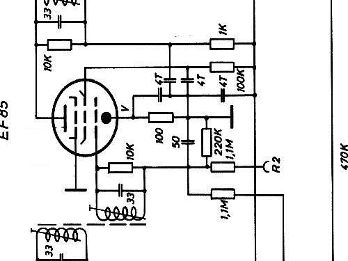 UKW-Einbausuper 12642/59 Z-Sdfg-E 88-108 MHz Radio Nogoton,