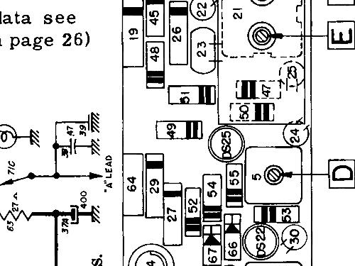982029 Car Radio Oldsmobile Motors; Lansing MI, build