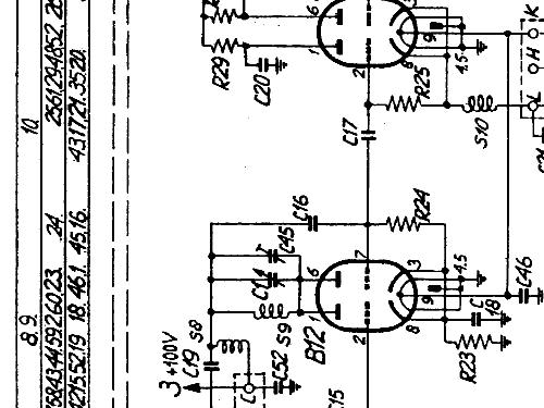 Fernseh-Prüfsender GM2887A Equipment Philips Radios