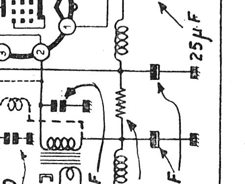 5521F Car Radio Phonola SA, FIMI; Saronno VA, build