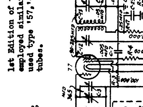 D-3 AC-DC late Radio Pilot Electric Mfg. Co. Radio Corp.; Br