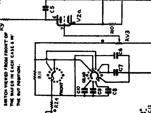 Mozart HF10 Ampl/Mixer Pye Ltd., Radio Works; Cambridge, bui