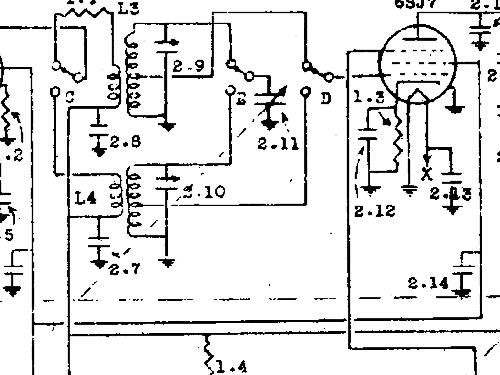 Band Expander DM-36 Converter Radio Mfg. Engineers, Inc. RME
