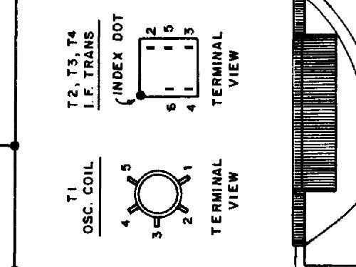 1-TC-4 Ch= RC-1200A Radio RCA RCA Victor Co. Inc.; New York