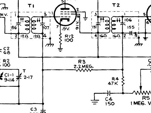 1x55 Ch= RC 1104D Radio RCA RCA Victor Co. Inc.; New York NY