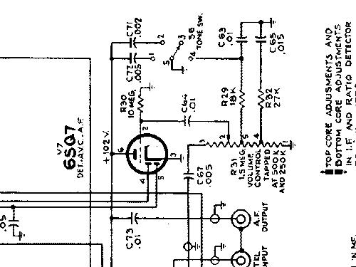711V1 Ch= RK-117 RS-123 Radio RCA RCA Victor Co. Inc.; New Y
