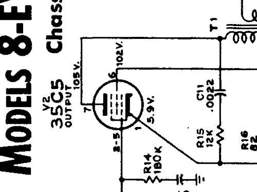 8-EY-4FK Ch= RS-160 R-Player RCA RCA Victor Co. Inc.; New Yo