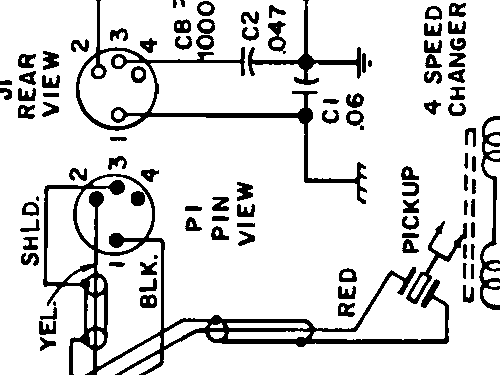 9-ES-6J Ch= RS-157B R-Player RCA RCA Victor Co. Inc.; New Yo