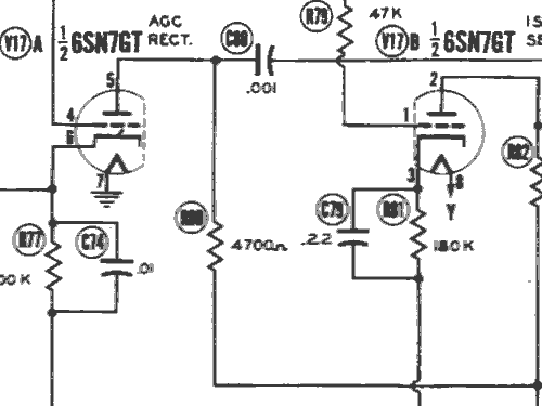 9TC275 Ch= KCS29,C TV Radio RCA RCA Victor Co. Inc.; New Yor