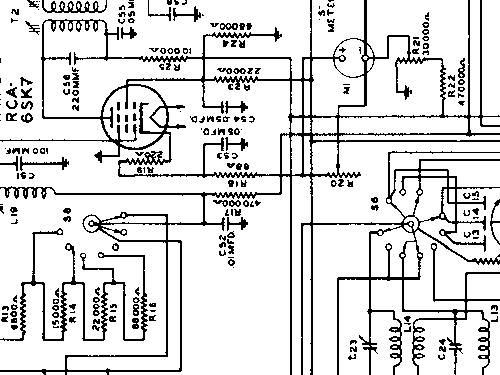 AR-77 late Radio RCA RCA Victor Co. Inc.; New York NY, build