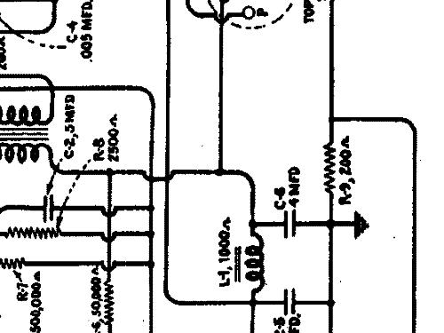 Portable Sound Amp. PG-63 Ampl/Mixer RCA RCA Victor Co.