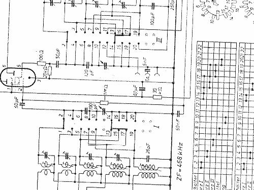 654GW Radio REMA, Fabrik für Rundfunk, Elektrotechnik und, b
