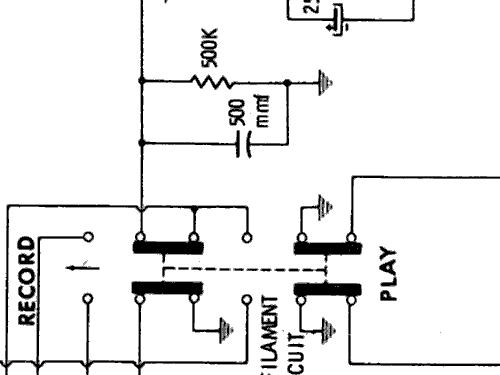 A-901 Ampl/Mixer Roberts Electronics Inc.; Los Angeles CA, b