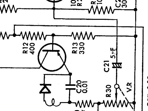 8M-P20 Radio Sanyo Electric Co. Ltd.; Moriguchi Osaka, build