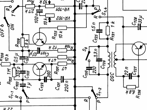 Schematic Diagram Of A Television Remote Control