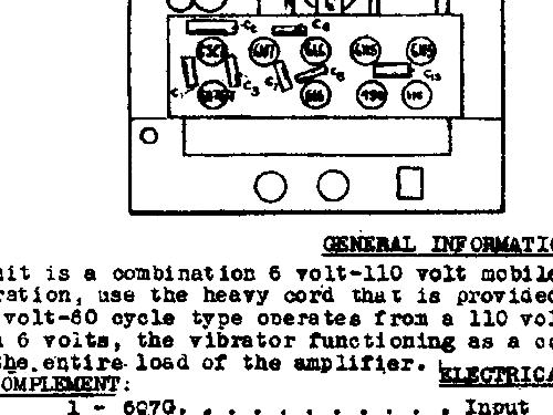 Silvertone 12822 Ch= 138.210 Ampl/Mixer Sears, Roebuck & Co.