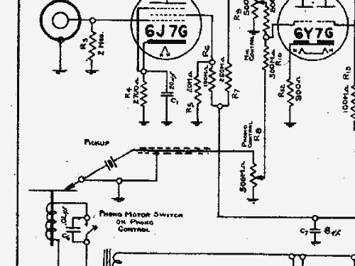 Silvertone 12862 Ch= 138.150 R-Player Sears, Roebuck & Co.