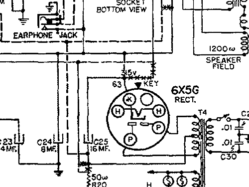 Silvertone 4784 Ch= 101.480 Radio Sears, Roebuck & Co.