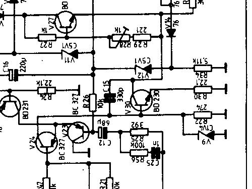 Variodyn 2000 C98392-A9701-A441 Ampl/Mixer Siemens-Austria W