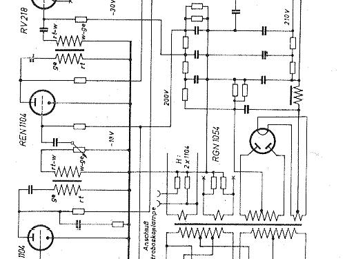 Elv82/812 Ampl/Mixer Siemens; D S.& Halske / S. Electrogerät