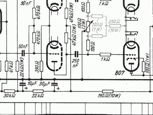 Williamson Tube Amplifier Schematic, Williamson, Get Free