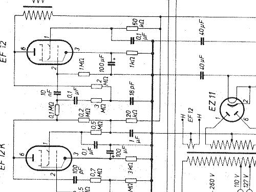 Ela V1145 Ampl/Mixer Telefunken Deutschland TFK, Gesellschaf