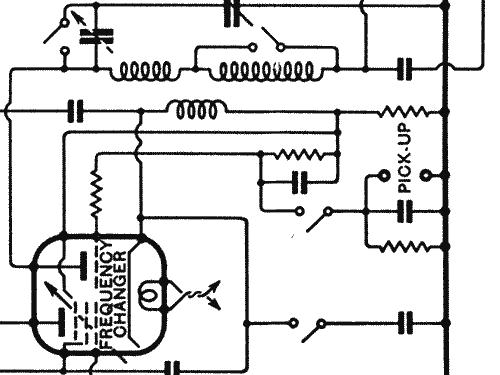 3435MH Radio Telsen, Birmingham, build 1934, 13 schematics,