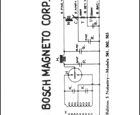 All American 5 Radio Schematic, All, Free Engine Image For