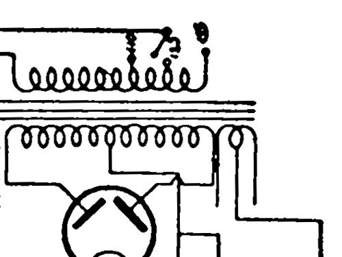 31D Radio Watt Radio; Torino, build 1931, 1 schematics, 4 tu