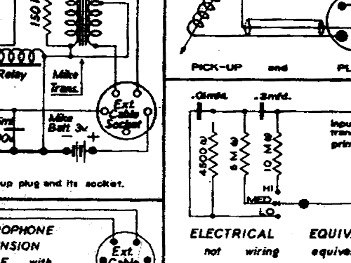 550 Simplex Power Amplifier Ampl/Mixer Wurlitzer Co., The