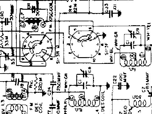9H085R Ch=8C21 Radio Zenith Radio Corp.; Chicago, IL, build