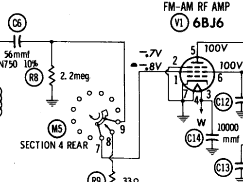 SFD2575L CH= 9D25 Ch= 7D31 Radio Zenith Radio Corp.;