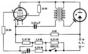 2050A, Tube 2050A; Röhre 2050A ID18556, Thyratron