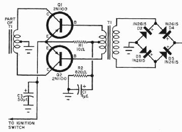 2N1100, Tube 2N1100; Röhre 2N1100 ID61635, Transistor