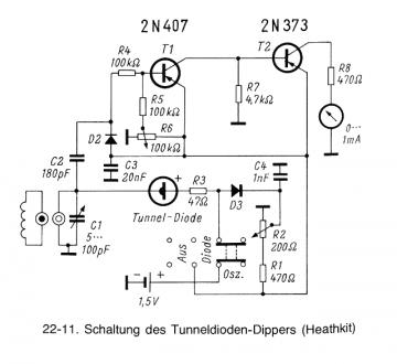 2N407, Tube 2N407; Röhre 2N407 ID36325, Transistor