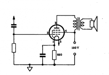 33, Tube 33; Röhre 33 ID3298, Vacuum Pentode
