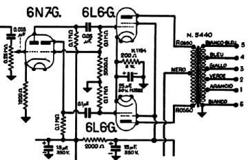 6L6GC, Tube 6L6GC; Röhre 6L6GC ID5022, Beam Power Tube