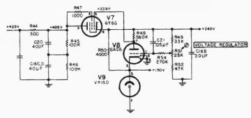 6Y6G, Tube 6Y6G; Röhre 6Y6G ID3140, Beam Power Tube