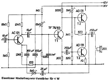 AD 131, Tube AD131; Röhre AD 131 ID34139, Transistor