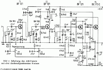 BA 163, Tube BA163; Röhre BA 163 ID59062, Solid-State-Diode